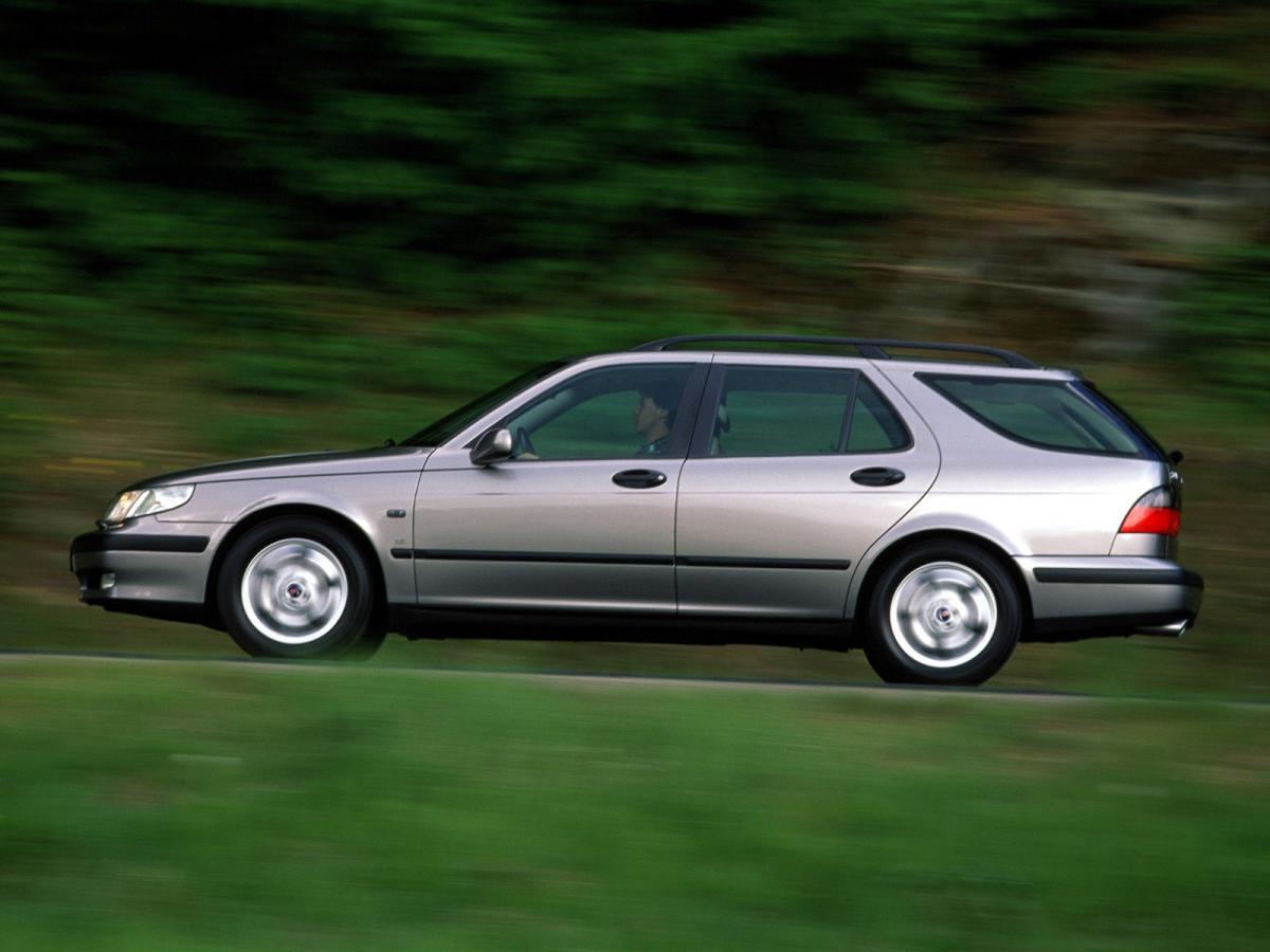 Saab 9-5 Wagon 3.0 i V6 24V (200 Hp)